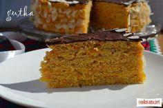 Моркв'яно-яблучний пісний торт з вівсяними пластівцями / Торти / Кукорама — смачні рецепти!