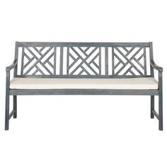 Bradbury Three Seat Bench