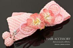 Tsumami zaiku Ribbon accessories