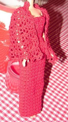 Barbie and Fashion Doll Patterns Free Crochet Patterns