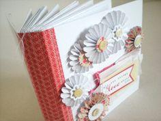 graphic//paper boutique: DIY: sweet mini album