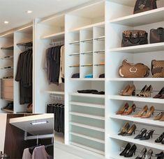 CÓMO HACER UN CLOSET : Dormitorios: Fotos de dormitorios Imágenes de habitaciones y recámaras, Diseño y Decoración
