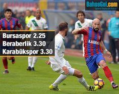 Haftanın açılış maçında #Bursaspor evinde #Karabükspor ile karşılaşıyor.  Bahis seçenekleri ve oranlar 👉  https://www.bahsegel85.com/futbol/turkiye,159