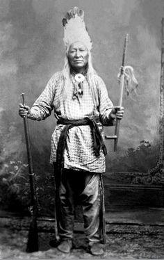 Chief Washakie ~ Eastern Shoshone Indians