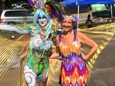 Fairies at the Greensboro Summer Solstice Festival