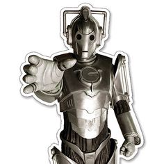 Cyberman Invitations & other great Doctor Who party supplies!