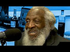 INTERVIEW WITH LEGENDARY COMEDIAN AND CIVIL RIGHTS ACTIVIST DICK GREGORY AT THE BREAKFAST CLUB POWER 105.1(3-28-2016) – LEON KWASI CHRONICLES
