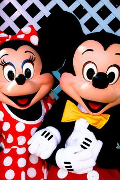 Mickey and Minnie | Flickr - Photo Sharing!