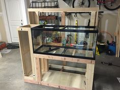 My 75 Gal w/ DIY Custom Stand and DIY Sump/Refugium - The Planted Tank Forum