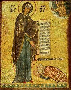 Amazing mosaic of antiquity