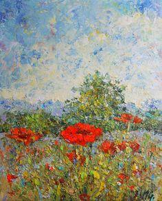 Poppy Field - love!