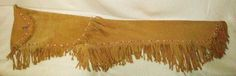 Fringed Leather Rifle Case   Leather Gun Cases - Custom Hand Made