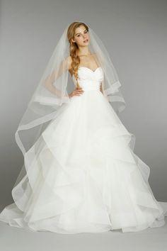 Increíbles vestidos de novia   Colección Hayley Paige 2014