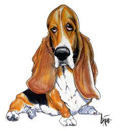 Pet Caricature Portrait