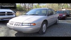 Chrysler Concorde 1993 1997 Workshop Repair Service Manual Chrysler Concorde Concorde Chrysler