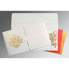 Hindu Wedding Cards - W-1505