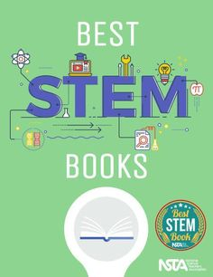 best stem books from the past year! science books for kids / best books for kids Science Resources, Science Books, Science Lessons, Elementary Library, Elementary Science, Elementary Schools, Help Teaching, Stem Teaching, Teaching Ideas