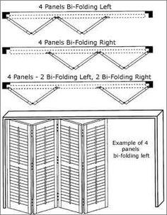 Stanfield Shutter Co.: Accordion Plantation Shutters, Fold Emu0027 As You  Like.... | Mine | Pinterest | Shutters, Plantation Shutter And Ems