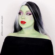 Makeup Tips, Eye Makeup, Hair Makeup, Halloween Cosplay, Halloween Makeup, Monster High Makeup, Cosplay Makeup Tutorial, American Girl Doll Sets, Clever Costumes