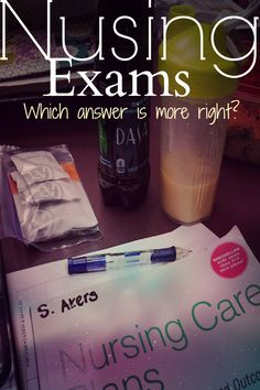 How to answer Nursing exam questions and NCLEX style questions. #nursingstudents Nursing school