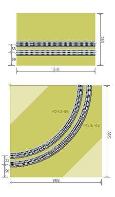 Местные стандарты поверхность модуля Дорога