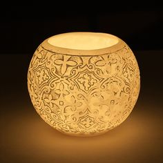 Christmas gift idea, our handcrafted Shu Design Tea light Holder