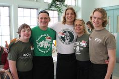 Ben, Sam, John, Lisa and Paul King from #FarmKings seen in a rare moment away from the farm. >> http://www.greatamericancountry.com/shows/farm-kings?soc=pinterest