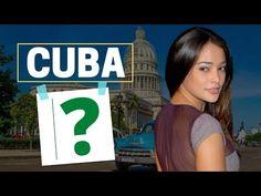 CUBA ये सुना था कभी | Cuba Vacation Travel Guide | Full Video 2021 - YouTube China Destinations, Amazing Destinations, Vacation Trips, Vacation Travel, Cuba, Travel Guide, Fun Facts, Youtube, Travel Guide Books