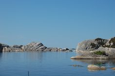The sea in Norway. Where in Bømlo do you think this is from?