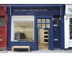 Founded in 2009 by John Park, Natural Selection takes inspiration in its name from Charles Darwin's book 'Origin of Species by way of Natural Selection'. Originally starting as a denim brand using only Japanese selvage, the London-based ready to wear label marries modern silhouettes and finishing techniques. In 2014 a Ready-to-wear line was introduced. Their