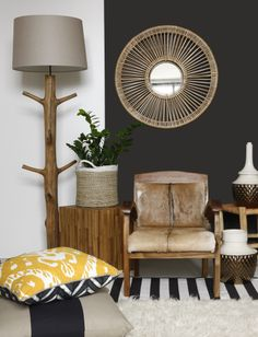 Coppers, blacks,Natural timbers and fur hides a timeless yet wow palette. www.lazysusanaustralia.com.au