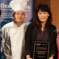 Szechuan Chongqing Goes Ocean Wise, becoming Canada's first Chinese seafood Ocean Wise restaurant.