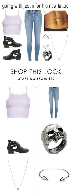 """""""justin bieber #3"""" by onedirectionismykyroptonite ❤ liked on Polyvore featuring River Island, Black Poppy, John Richmond, ASOS, CC SKYE, casual, justin, JustinBieber, tattoo and purpose"""