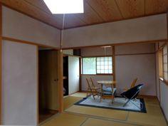 2部屋続きの和室を「四国化成・珪藻リフォーム」で塗り替え★(色は施主様の奥様の希望)
