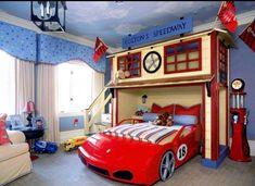 Extravagant kids beds/bedrooms