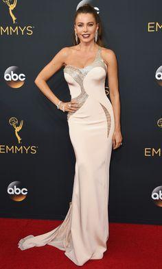 O que dizer de Sofia Vergara? Apenas maravilhosa! #emmys