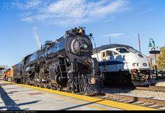 Railroad History, Train Pictures, Train Engines, Rolling Stock, Train Journey, Steam Engine, Steam Locomotive, Santa Fe, Acton California