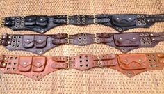 leather belt pouch patterns - Google Search