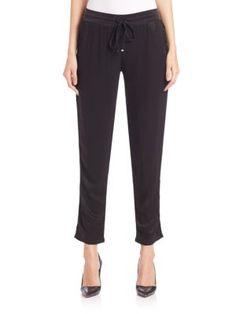 THREE DOTS Slim Classic Jogger Pants. #threedots #cloth #pants