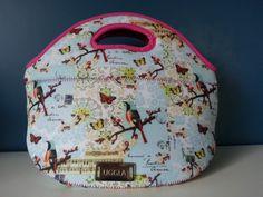 Bolso de neoprene, Lunchera, Necesaire Lunch Box, Bags, Girlfriends, Style, Handbags, Bento Box, Bag, Totes, Hand Bags