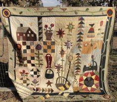 Humble Quilts: A Little Porch Time