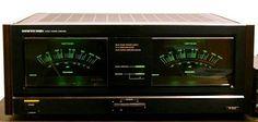 ONKYO INTEGRA M-504 (1988-1997) Vintage Audio Stereo HiFi