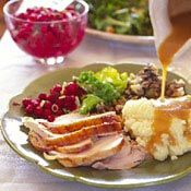... | Roasted turkey, Deep fried turkey recipe and Herb roasted turkey