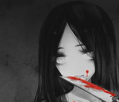 Beautiful Darkness on Pinterest | Dark Anime, Dark Anime Girl and ...