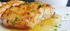 Frozen salmon with honey and lime - Maria - - Saumon glacé au miel et citron vert Frozen salmon with honey and lime Asian Fish Recipes, Tilapia Fish Recipes, Recipes With Fish Sauce, Whole30 Fish Recipes, White Fish Recipes, Easy Fish Recipes, Seafood Recipes, Pollock Fish Recipes, Mediterranean Fish Recipe