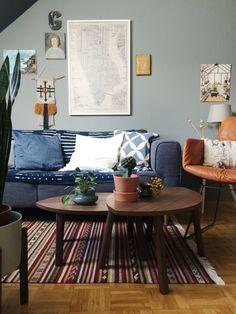 Boho living room / H