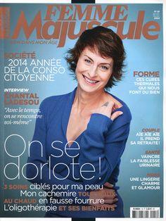 Couv Femme Majuscule janvier 2014