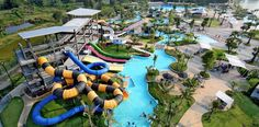 Thinking about heading to Black Mountain Water Park in Hua Hin Thailand? Discover all you need to know about a family day out even with younger kids. Roller Coaster Theme, Abandoned Water Parks, Stuff To Do, Things To Do, World Water, Natural Playground, Ocean Park, Family Days Out, Black Mountain