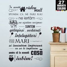 Stickers, Wall Art, Quotes, Design, Home Decor, Houses, Quotations, Decoration Home, Room Decor