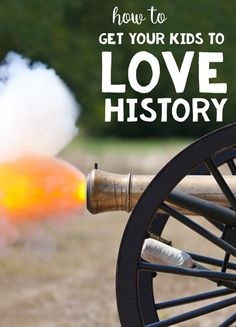 These is such a fun, engaging way to teach history - my kids LOVE it!